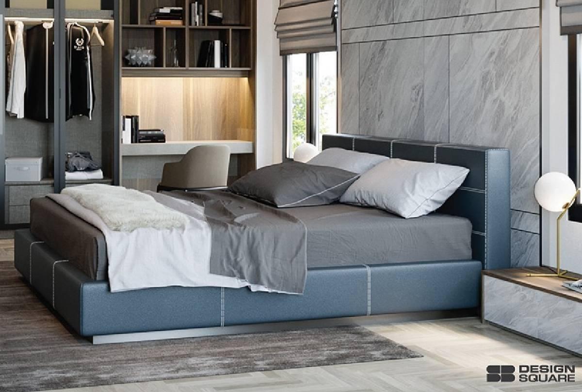 bed head wall