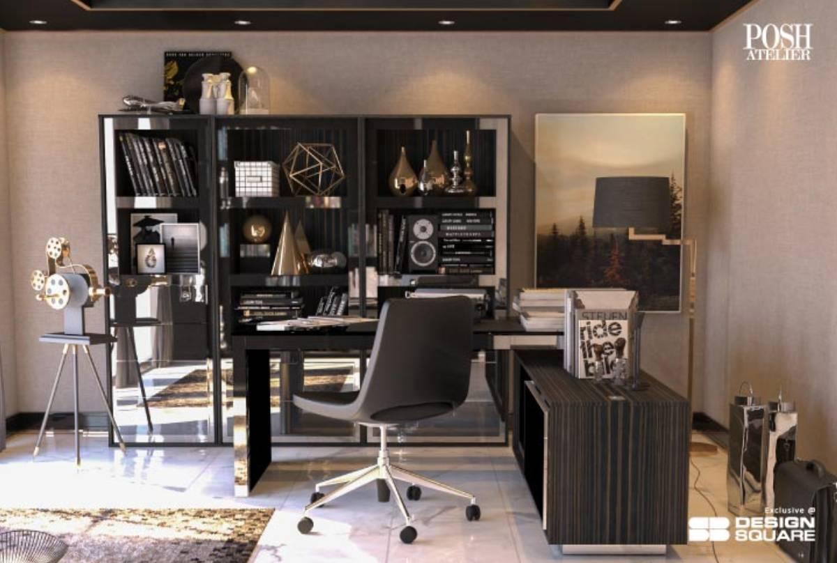 modern italian style office02