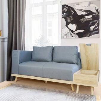 โซฟาผ้า + สตูล รุ่น Wibbio