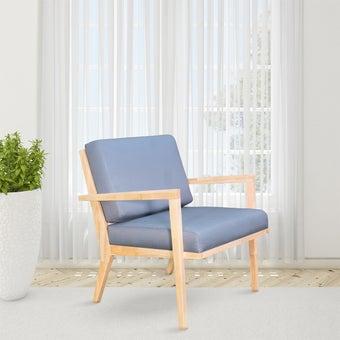 เก้าอี้ รุ่น AEMES ผ้าเทา