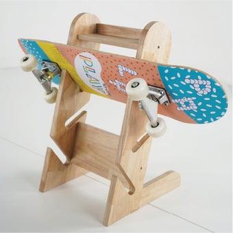ชั้นวาง Surf Skate & Skate Board-12