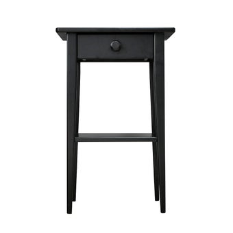 โต๊ะข้าง รุ่น Talino สี Black
