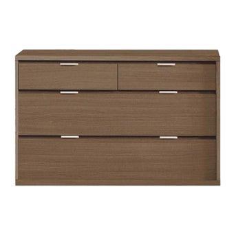 ชุดห้องนอน โต๊ะเครื่องแป้งแบบนั่ง รุ่น Orizon สีสีลายไม้ธรรมชาติ-SB Design Square