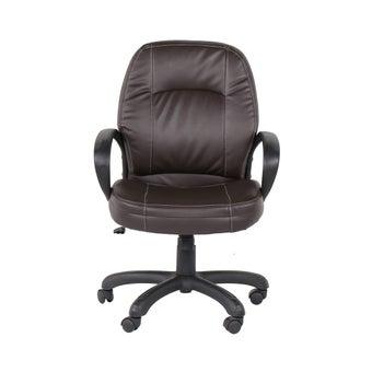 เก้าอี้สำนักงาน รุ่น Umber สีน้ำตาล-01