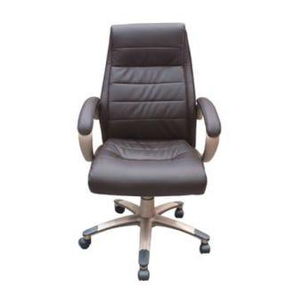 เก้าอี้สำนักงาน รุ่น Unice สีน้ำตาล