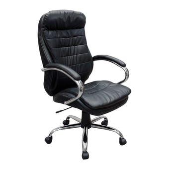 เก้าอี้สำนักงาน รุ่น Unison สีดำ