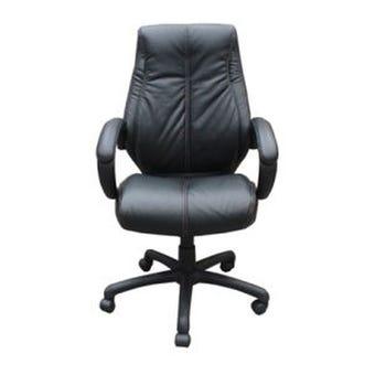 เก้าอี้สำนักงาน รุ่น U-lik สีดำ