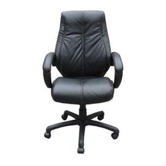 เก้าอี้สำนักงาน รุ่น U-lik สีดำ-01