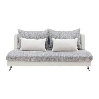 โซฟาผ้า โซฟา 3 ที่นั่ง รุ่น Jelly สีสีขาว-SB Design Square