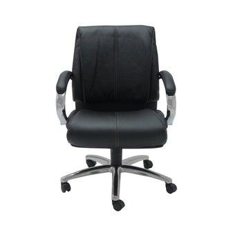เก้าอี้สำนักงาน รุ่น Unit สีดำ-01
