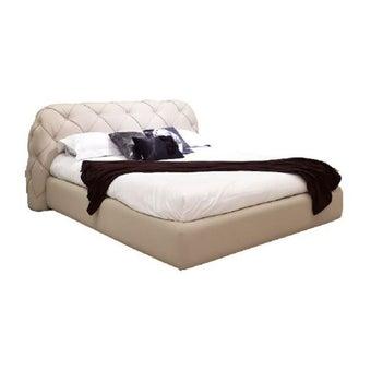 ชุดห้องนอน เตียง รุ่น Deniel สีสีครีม-SB Design Square