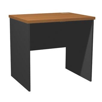 โต๊ะทำงาน ขนาด 80 ซม. รุ่น Able สีแดงเชอร์รี่