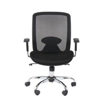 เก้าอี้สำนักงาน รุ่น Lango สีดำ-01
