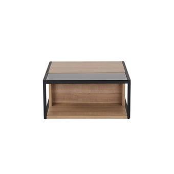 โต๊ะกลาง ขนาด 100 ซม. รุ่น Ostia สีเงิน-03
