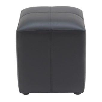 หมอนอิงและสตูล สตูล รุ่น Bently สีสีดำ-SB Design Square