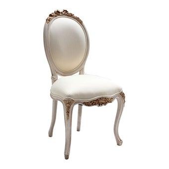 เก้าอี้ รุ่น INT2191 สีทอง