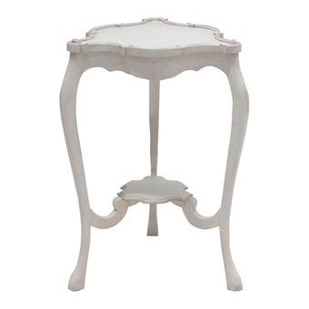 โต๊ะข้าง รุ่น INT2772 สีขาว