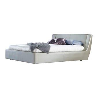 ชุดห้องนอน เตียง รุ่น Cira สีสีเงิน-SB Design Square