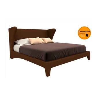 ชุดห้องนอน เตียงสั่งทำ รุ่น Adrina-SB Design Square