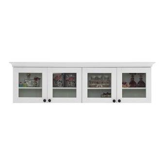 ห้องรับแขก กล่องแขวน รุ่น Melona สีสีขาว-SB Design Square