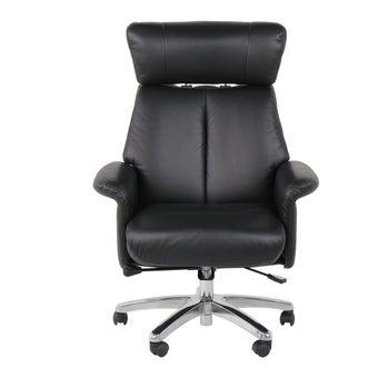 เฟอร์นิเจอร์สำนักงาน เก้าอี้สำนักงาน รุ่น Kennyสีดำ-SB Design Square