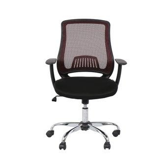 เก้าอี้สำนักงาน รุ่น Limmy สีดำ