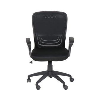 เก้าอี้สำนักงาน รุ่น Lion สีดำ-01