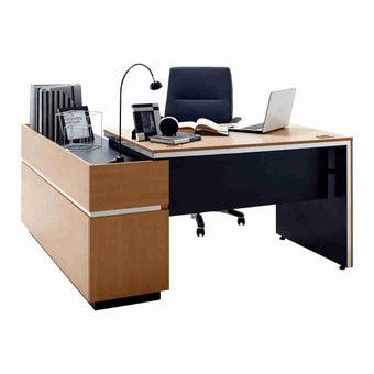 โต๊ะทำงาน ขนาด 150 ซม. รุ่น Buford-01
