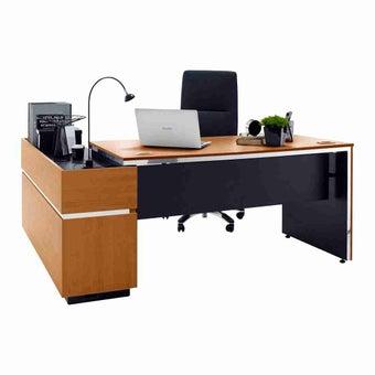 โต๊ะทำงาน ขนาด 180 ซม. รุ่น Buford-01