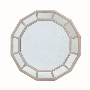 กระจกแขวน#21430 กระจก สีดำ/SMI