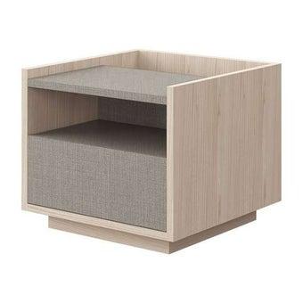 ชุดห้องนอน ตู้ข้างเตียง รุ่น Econi สีสีโอ๊คอ่อน-SB Design Square