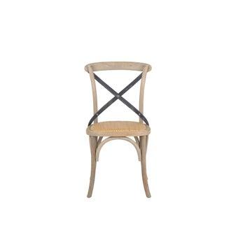 เก้าอี้ รุ่น Roza สีเทา-00