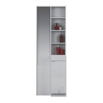 โต๊ะเครื่องแป้ง ขนาด 60 ซม. รุ่น Glaze สีขาว-03