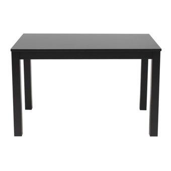 โต๊ะทานอาหาร โต๊ะอาหารไม้ล้วน รุ่น Elza-SB Design Square