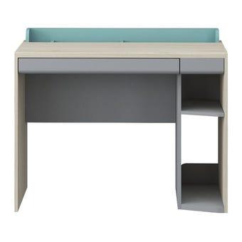 ชุดห้องนอนเด็ก โต๊ะทำงาน รุ่น Kidzio สีสีโอ๊คอ่อน-SB Design Square