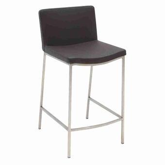Hetty เก้าอี้ทานอาหาร สีน้ำตาล ขนาด 42 ซ.ม. สไตล์โมเดิร์น-01