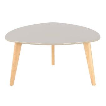 โต๊ะกลาง ขนาด 100 ซม. รุ่น Jafar สีน้ำตาล-02
