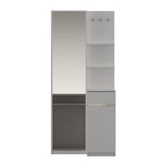 ชุดห้องนอน โต๊ะเครื่องแป้งแบบยืน รุ่น Ricchi สีสีขาว-SB Design Square