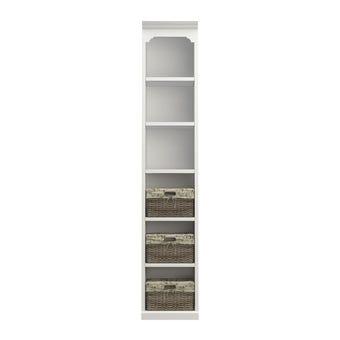 ห้องรับแขก ตู้สูง รุ่น Seaspellสีขาว-SB Design Square
