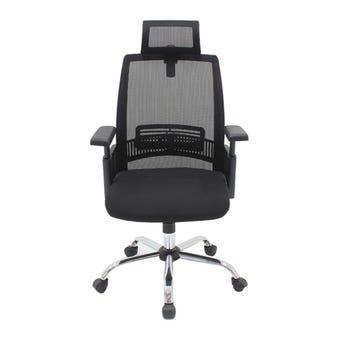 เฟอร์นิเจอร์สำนักงาน เก้าอี้สำนักงาน รุ่น Liary-SB Design Square