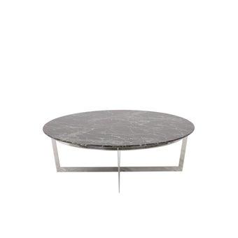 โต๊ะกลาง ขนาด 100 ซม. รุ่น Fiji สีดำ-01