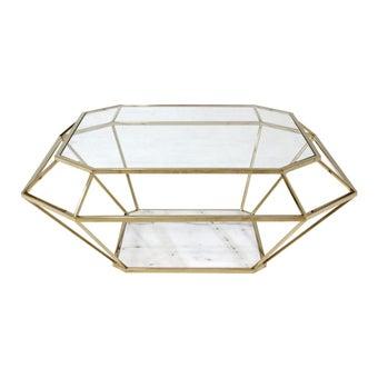 โต๊ะกลาง รุ่น Diamond