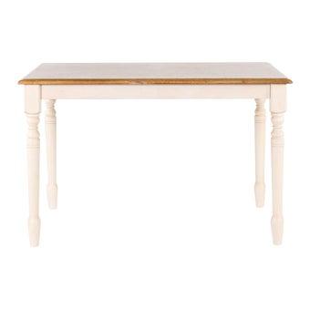 โต๊ะอาหาร รุ่น Limit สีน้ำตาล-02