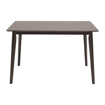โต๊ะทานอาหาร โต๊ะอาหารไม้ล้วน รุ่น Moko-SB Design Square