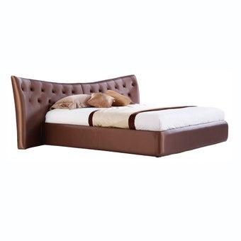 เตียงนอน ขนด 6 ฟุต รุ่น Opera สีทองแดงมุก-02