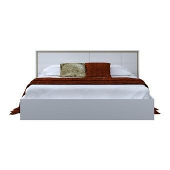 ชุดห้องนอน เตียง รุ่น Glaze สีสีขาว-SB Design Square