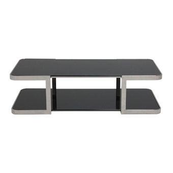 โต๊ะกลาง โต๊ะกลางเหล็กท๊อปกระจก รุ่น Jacinda-SB Design Square