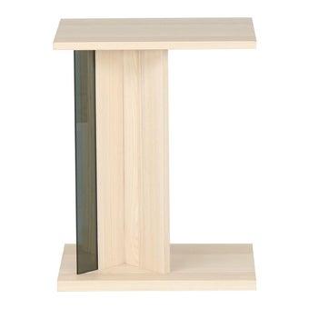 โต๊ะข้าง โต๊ะข้างไม้ล้วน รุ่น Frigo สีสีโอ๊คอ่อน-SB Design Square