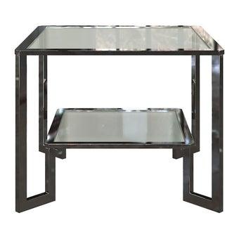 โต๊ะข้าง รุ่น Wadi สีใส-00