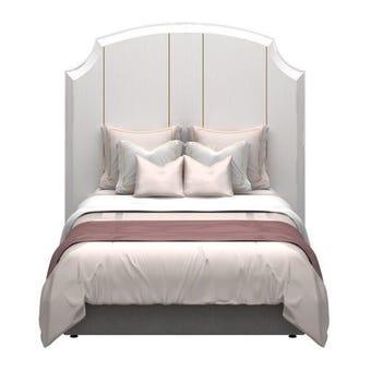 ชุดห้องนอน เตียง รุ่น Muara สีสีขาว-SB Design Square